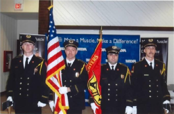 Auburn Professional Firefighters IAFF Local 797 - Honor Guard